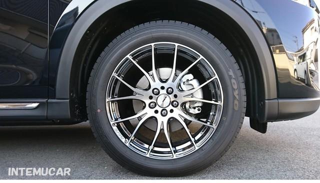 【CX-8】初洗車!洗車しにくい箇所は!?洗車でわかった良いところ