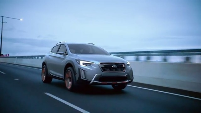 SUBARU XV CONCEPT公開!市販車はどうなるか想像してみた。